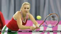 Govortsova beaten at Indian Wells
