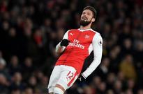 Arsenal - Southampton: Olivier Giroud miss the...