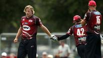 Logan van Beek, Todd Astle combine for eight wickets for Old Boys Collegians