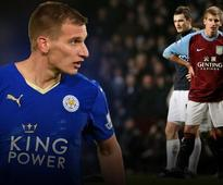 Leicester star admits it's 'horrible' to see Villa in trouble