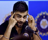 See Pic: Don't miss Virat Kohli's new hairstyle
