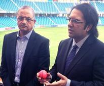 Dubai stadium ready for pink ball Test match