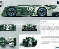 2017 Michelin Challenge Design imagines Le Mans in 2030