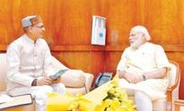 Chouhan briefs Modi on Vaicharik, Simhastha Kumbhs