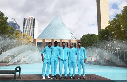 Davis Cup: A challenge in store for Bhupathi-led India against Canada on Day 1
