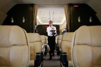 Medevac boost for Royal Jet
