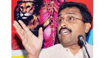 Claims of 'bias' after Ram Madhav lecture to Delhi University faculty members