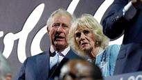 Two bike-borne cops escorting Prince Charles, Camilla Parker for CWG Opening Ceremony hospitalised after head-on crash