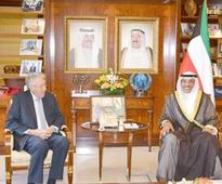 FM meets with British Lord