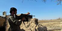 Hundreds more US troops are headed for embattled Helmand province to shore up security forces, officials said.