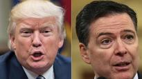 Ex-FBI head Comey says Trump asked him to water down Russia investigation