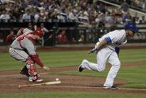 Conforto, Robles, Mets top Phils, stay atop wild-card race (Yahoo Sports)