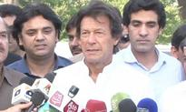 Imran asks PM to submit evidence against money-laundering charges