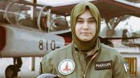 First death anniversary of female fighter pilot Marium Mukhtiar