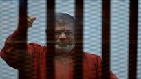Court adjourns Morsi espionage case to Feb. 13