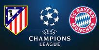 Bayern, Atletico to play re-run of last season