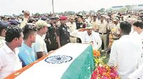 Grief and anger as Maharashtra bids final farewell to martyrs