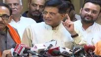 NDA fought RS polls 'united': Piyush Goyal