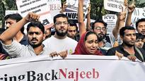 JNU student Najeeb still missing; students meet LG