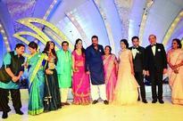 Glamour galore at Jaipur wedding