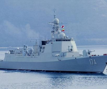 Amid tensions, Chinese warships head for South China Sea for drills