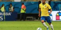 Douglas Costa of Brazil, Bayern Munich (EXCLUSIVE)
