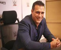 Alberto Del Rio to join WWE group on India tour in 2017