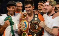 Indian boxer offers to return WBO belt to Chinese rival as gesture of peace
