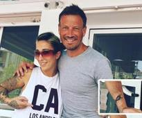 Clattenburg has Champions League and Euro 2016 designs inked