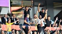 French Ligue 1: Neymar watches as Paris Saint-Germain defeat Amiens in opener