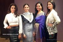 Manju Warrier is extremely beautiful and hot, says Tamannaah and Shriya Saran
