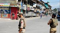 'Kashmir is world's most militarized zone'