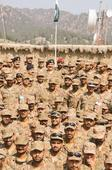 Army chief celebrates Eid in Waziristan