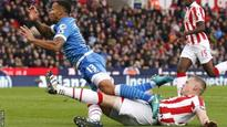 Roger East: Referee emails Eddie Howe apology after Stoke penalty 'mistake'