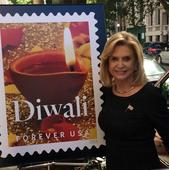 Indian Americans Now Have Their Long-awaited Diwali Stamp