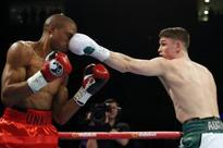 Smith hailed a 'scary, scary man' after quickfire title win