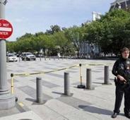 US:Secret Service shoots gun-wielding man near White House