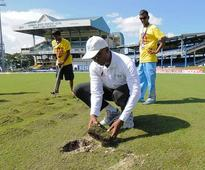 India vs West Indies 2016: WICB under fire for poor ground conditions