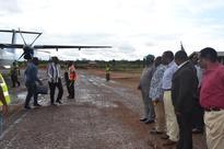 Waziri wa Ardhi, William Lukuvi awasili Kigoma katika ziara ya utatuzi wa migogoro ya ardhi
