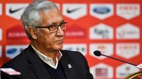 Gregorio Manzano: No official approach over China coach vacancy
