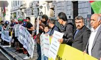 Pro-freedom Balochs campaign against China