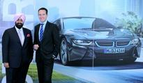 BMW inaugurates a new showroom in Delhi NCR
