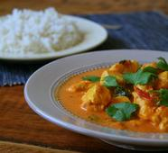 Chicken Tikka with Fragrant Rice recipe