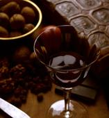 Boost memory with red wine and dark chocolates!