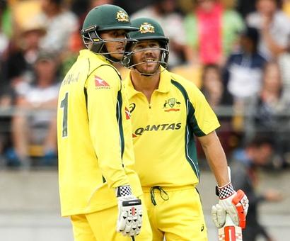 Wellington ODI: Marsh guides Australia to series-levelling win