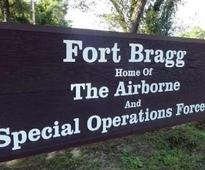 Fort Bragg Soldier forced into prostitution