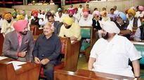 Newly-elected MLAs take oath in Punjab