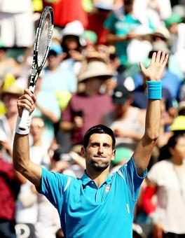 Djokovic's comments add to controversy-fuelled day in tennis