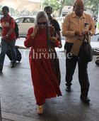 Jaya, Priyanka, Kriti, Karan and others spotted at Mumbai airport