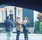 Kareena Kapoor, Saif Ali Khan holiday in London; see pics